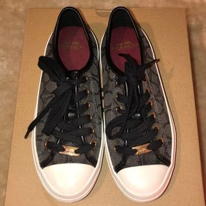 Coach Sneakers Size 5.5